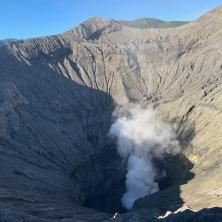 active volcano!
